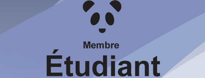 Membre étudiant