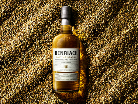 Benriach Distillery brings back tradition with its latest expression