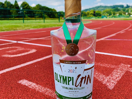 Celebrate the Tokyo Olympics with OlympiGIN