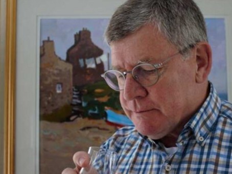 The art of whisky: a chat with George Thomson from the Distiller's Art