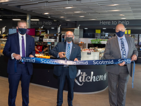 Scotmid leads the charge in supporting the community as they officially launch new Edinburgh store