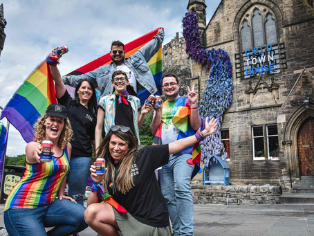 Cold Town Brewery takes 'Pride' in National Beer Day