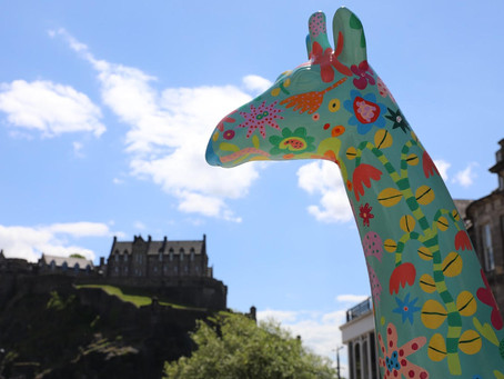 Glenmorangie supports trail of giraffe sculptures in aid of wildlife conservation