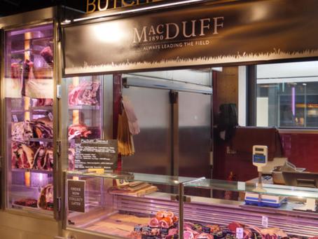 MacDuff 1890 and The Gannet launch the Butcher's Cut steak dinner at Bonnie & Wild