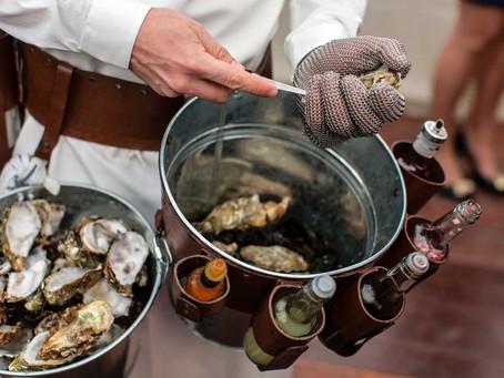 Don't miss the Edinburgh Seafood Festival