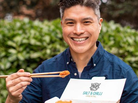 Celebrity Chef brings a taste of Hong Kong street food to Edinburgh