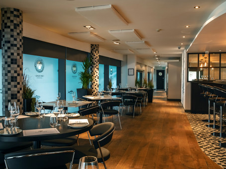 Ondine Oyster & Grill receives coveted 'Best Restaurant in Scotland' Award