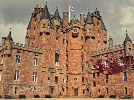 Glamis Castle hosts two day food festival this weekend