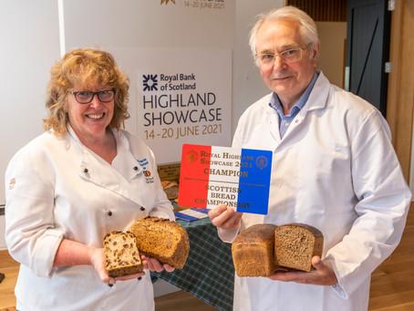 New Scottish producers crowned at the 'hybrid' Royal Highland Showcase