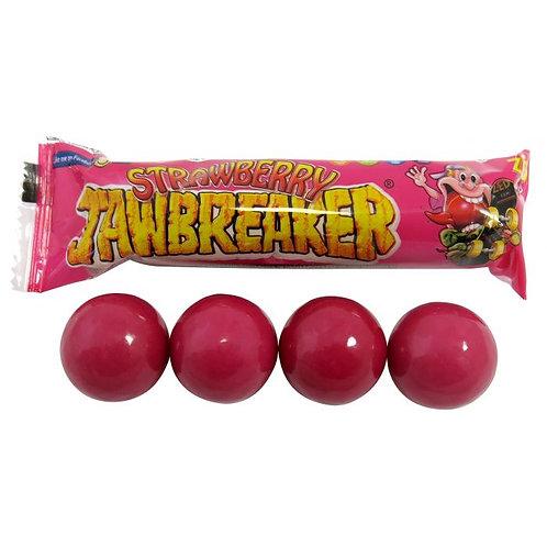 Zed Candy Strawberry Jawbreakers X3