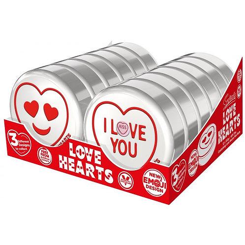 Swizzels Love Hearts Tin