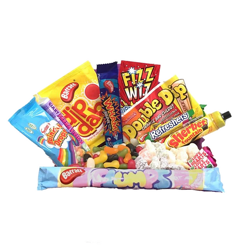The Medium Retro Sweet  Box
