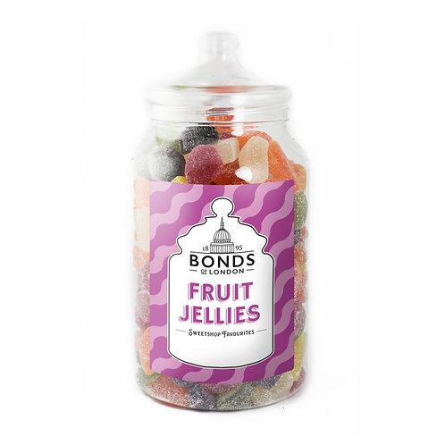 Bonds Fruit Jellies Jar 2.5kg