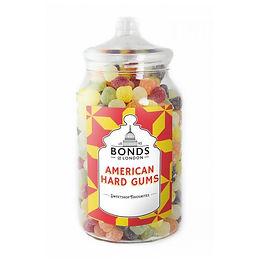 Bonds American Hard Gums Jar 2.5kg