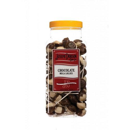 Dobsons Chocolate Mega Lollies