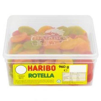 Haribo RotellaTub 960g