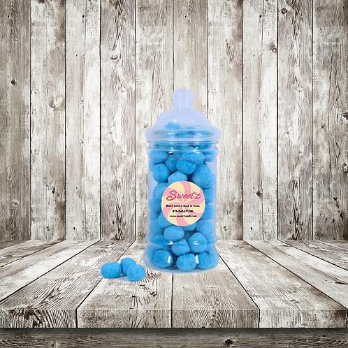 Blue bonbon sweet jars