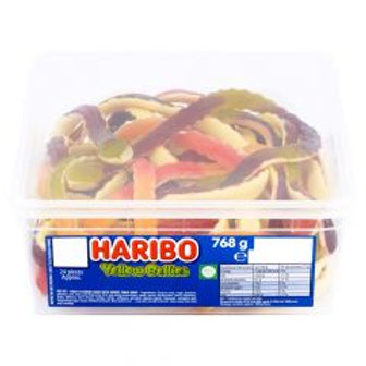 Haribo Yellow Bellies Tub 768g