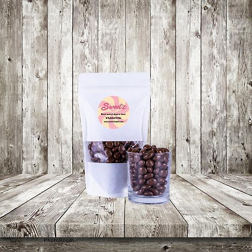 Chocolate Flavour Raisins Pouch
