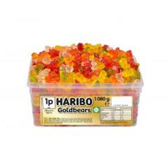 Haribo Gold Bears Tub 1kg