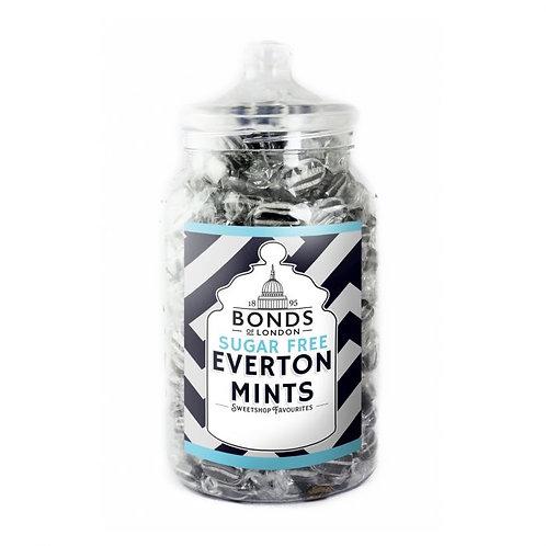Bonds Sugar Free Everton Mints Jar 2kg