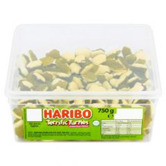 Haribo Terrific Turtles Tub 750g