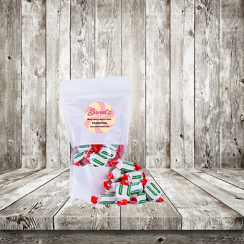 Spearmint Chews pouch