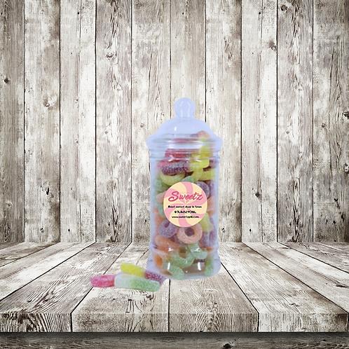 Sour dummies sweet jar