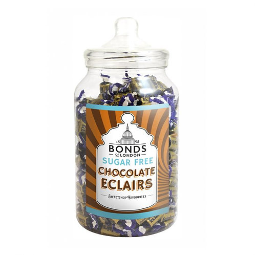 Bonds Sugar Free Chocolate Eclairs Jar 1.5kg