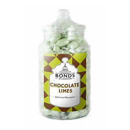 Bonds Chocolate Limes Jar 1.7kg