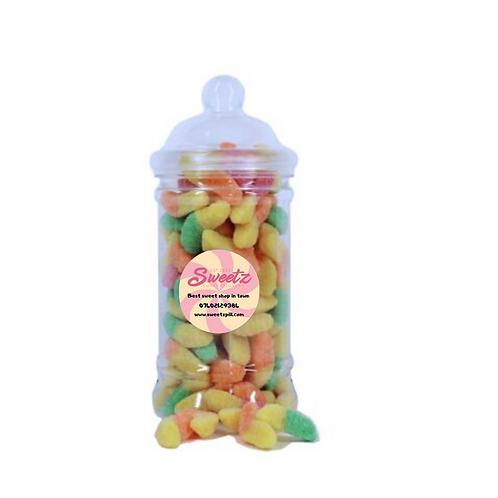 Sugarcoated sweet jars