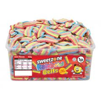 Sweetzone Rainbow Belts Tub