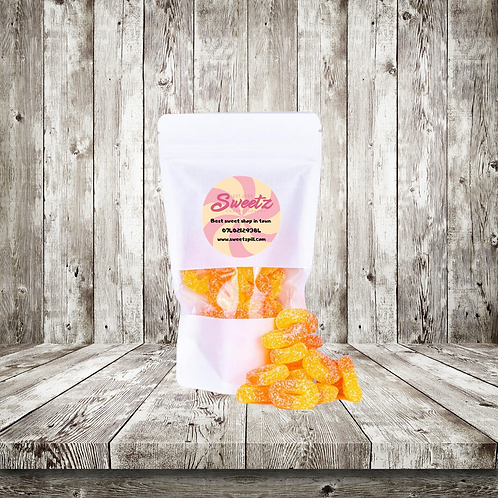 Peach Rings ( Sours )