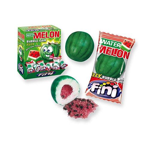 Fini Watermelon Fizzy Bubblegum X10