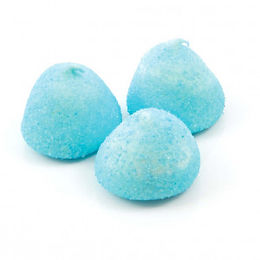 BLUE PAINTBALL MALLOWS
