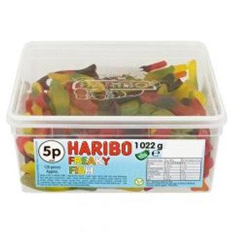 Haribo Freaky FishTub 1kg