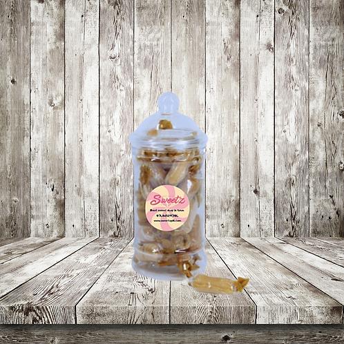 Sweet peanut sweet jars