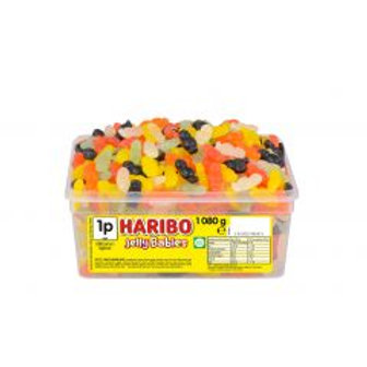 Haribo Jelly Babies Tub 1kg