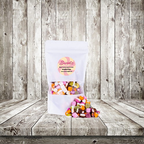Dolly Mixture Pouch
