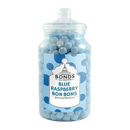 Bonds Blue Raspberry Bon Bons Jar 2.1kg