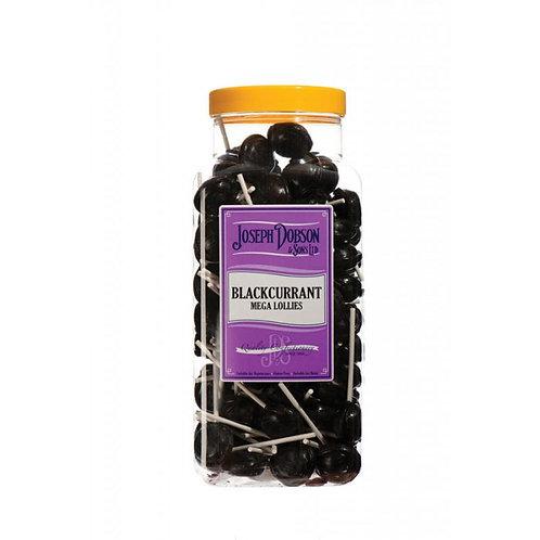 Dobsons Blackcurrant Mega Lollies
