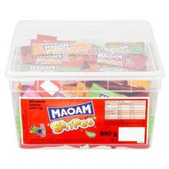 Maoam Stripes Tub 840g