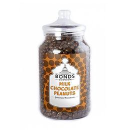 Bonds Chocolate Peanuts Jar 2.1kg