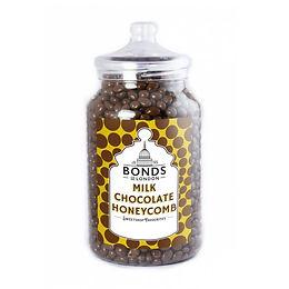 Bonds Chocolate Honeycomb Jar 2.1kg
