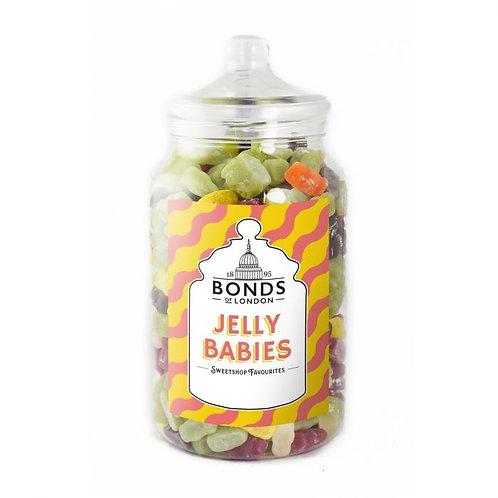Bonds Jelly Babies Jar 2.1kg