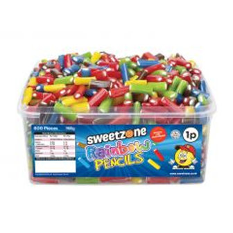 Sweetzone Rainbow Pencils Tub