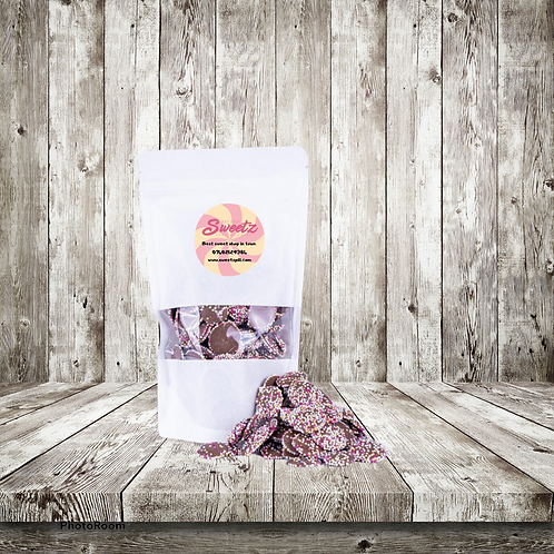 Chocolate Jazzies Pouch