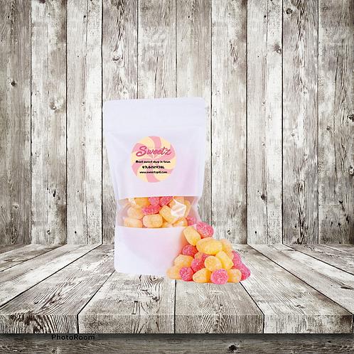 Rhubarb & Custard pouch