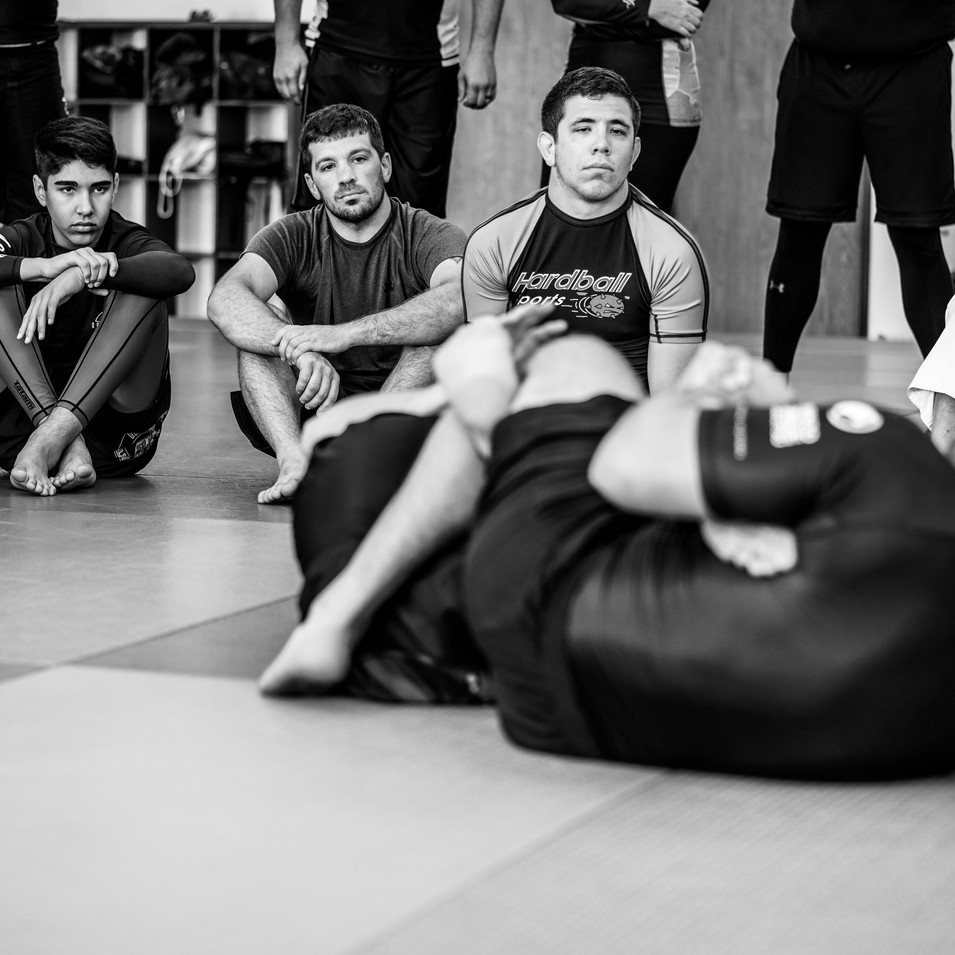 September 2018 - Infinite Jiu-Jitsu // Sacramento, CA
