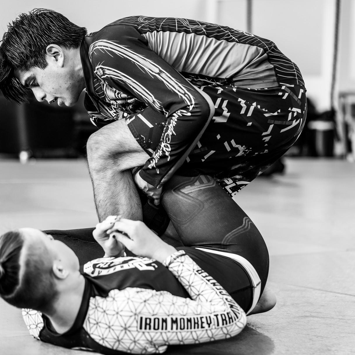 September 2018 - Infinite Jiu-Jitsu // Sacramento, CA